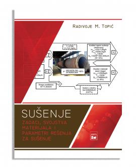 Sušenje - zadaci, svojstva materijala i parametri rešenja za sušenje