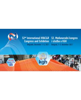 Kotizacija za 52. Međunarodni kongres i izložbu o KGH
